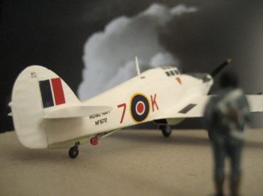 Hawker Sea Hurricane Mk.IIc